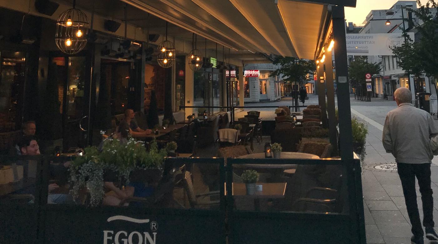Restauranter I Kristiansand