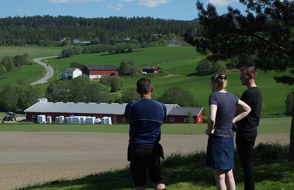 Norsk Kylling trenger bonden og støtter Inntektsløft for norsk landbruk