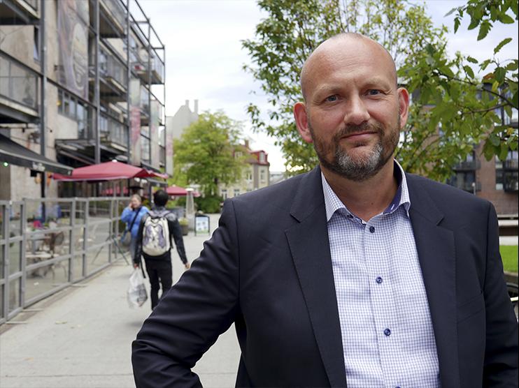 Positive tall i sikte. Kjell Stokbakken vil tjene penger for eierne sine i Rema Industrier.