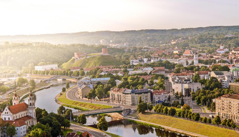 Vilnius. Foto: Shutterstock