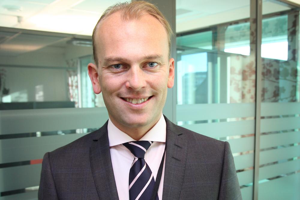 Kristian Dahlberg Hauge er tilsatt som ny direktør for næring, samferdsel og miljø i Trondheim kommune. Foto: Arbeids- og sosialdepartementet/Flickr.
