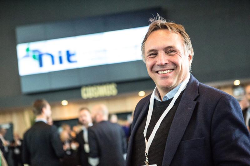 Fylkesordfører Tore O. Sandvik (Ap). Foto: Wil Lee-Wright