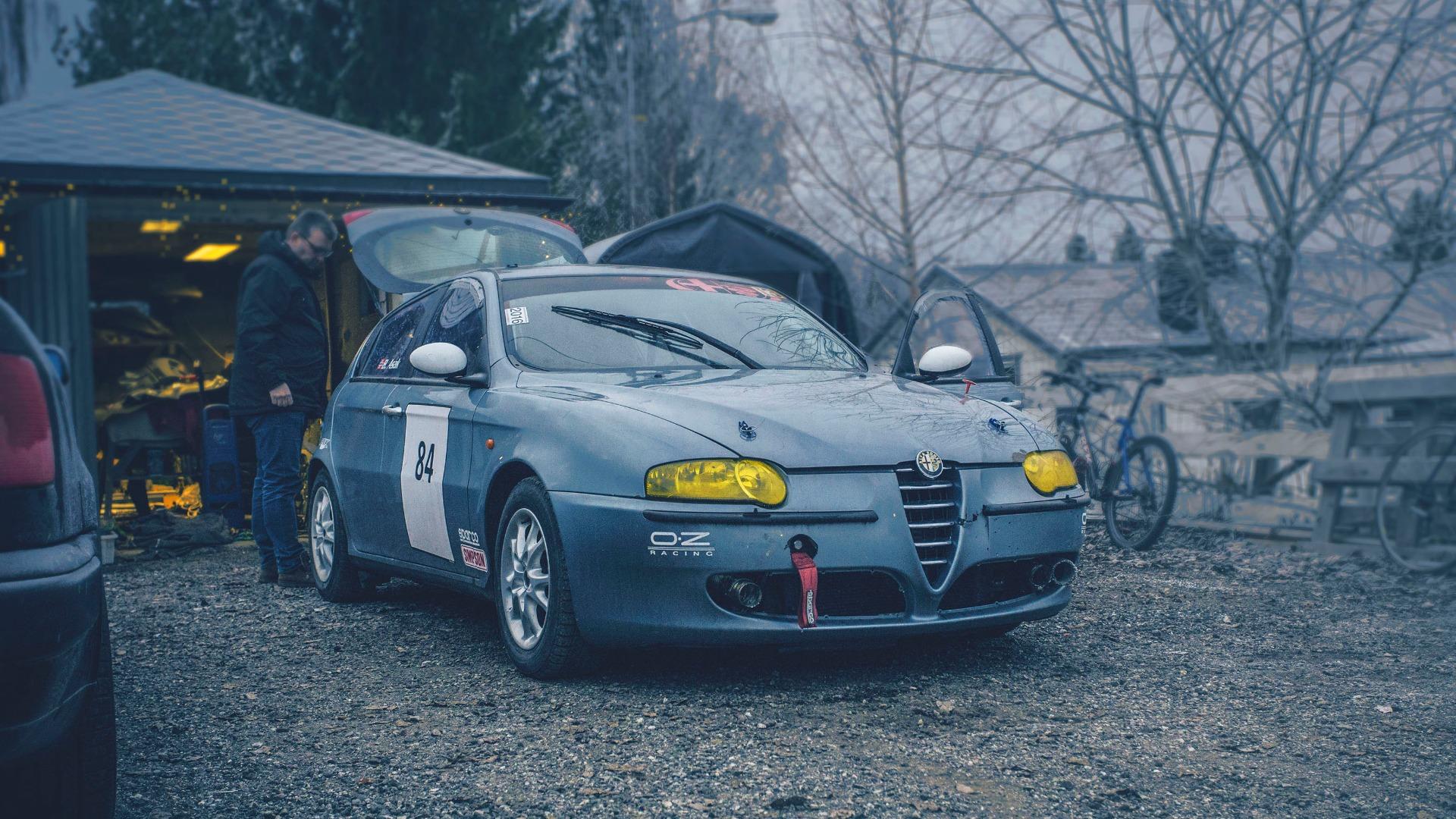 Scuderia Cascata – Drømmen om racingbil