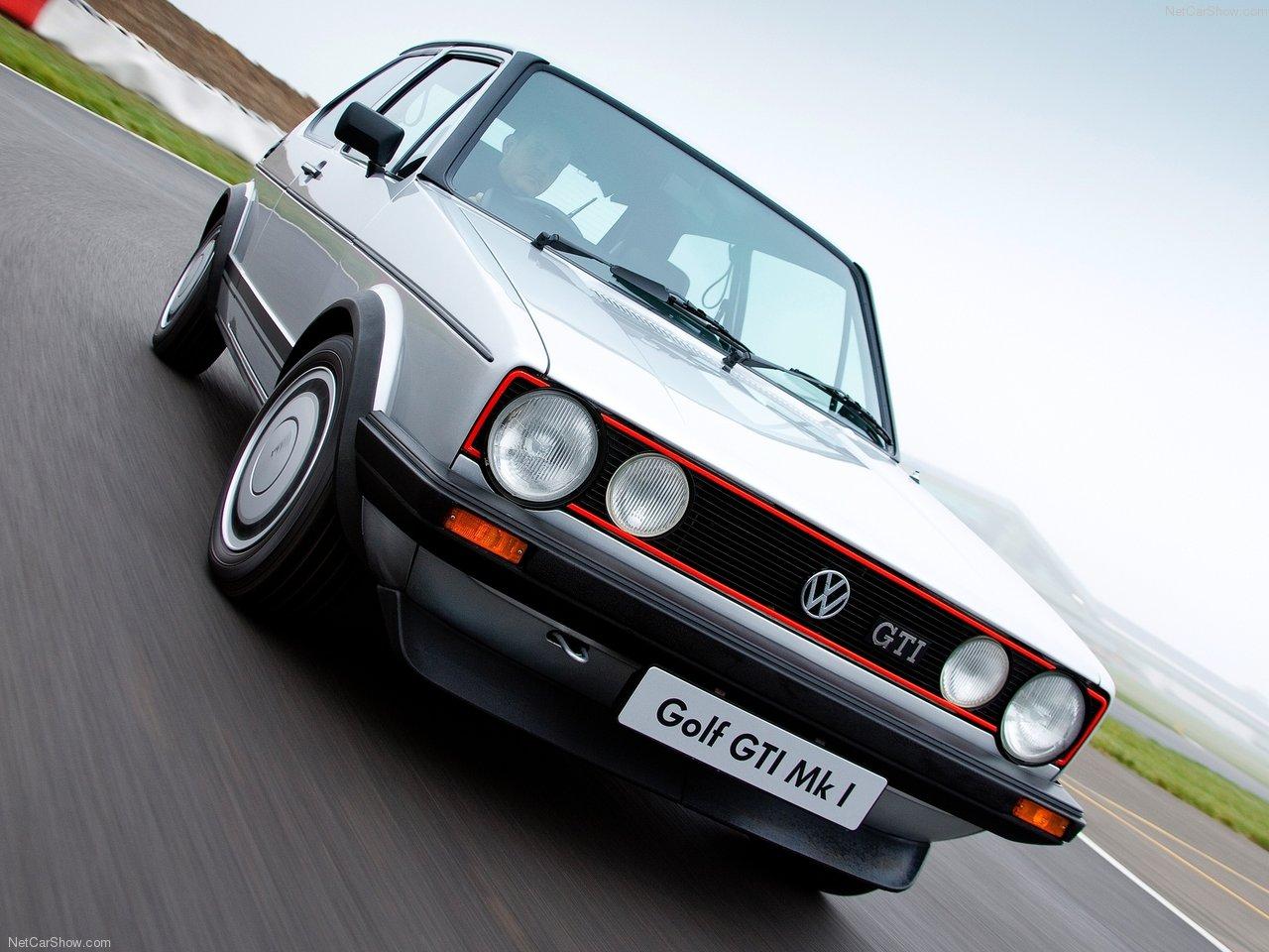 Ikonet VW Golf Mk1 GTI