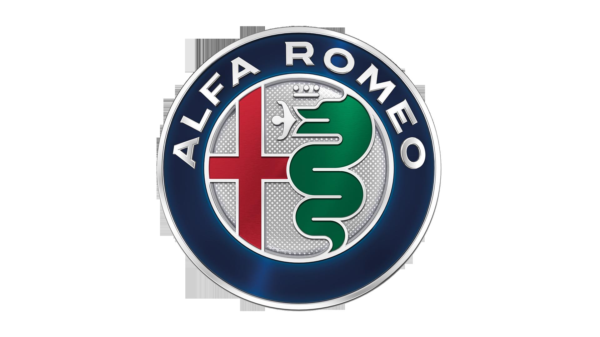 Den siste logoen fra 2015. Slangen er blitt større på bekostning av korset, mens farger og detaljer er blitt gjort enklere.