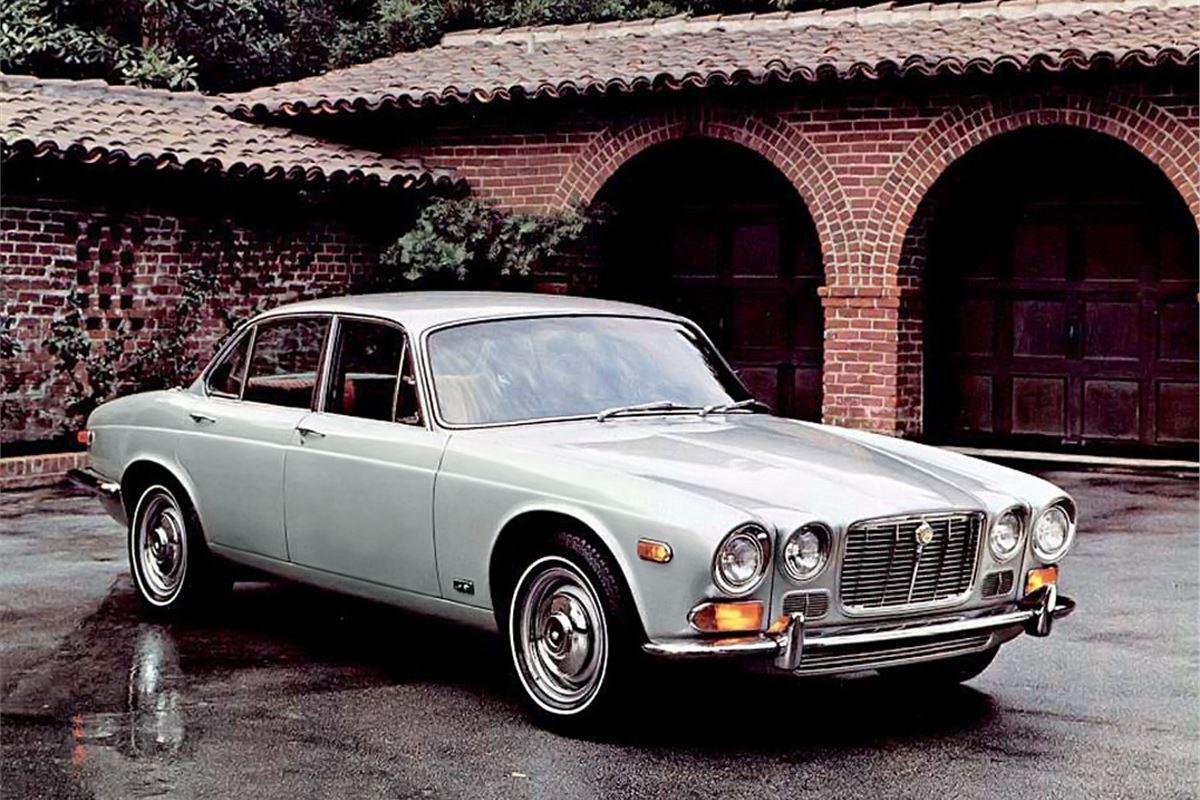 Jaguar XJ Series I – III