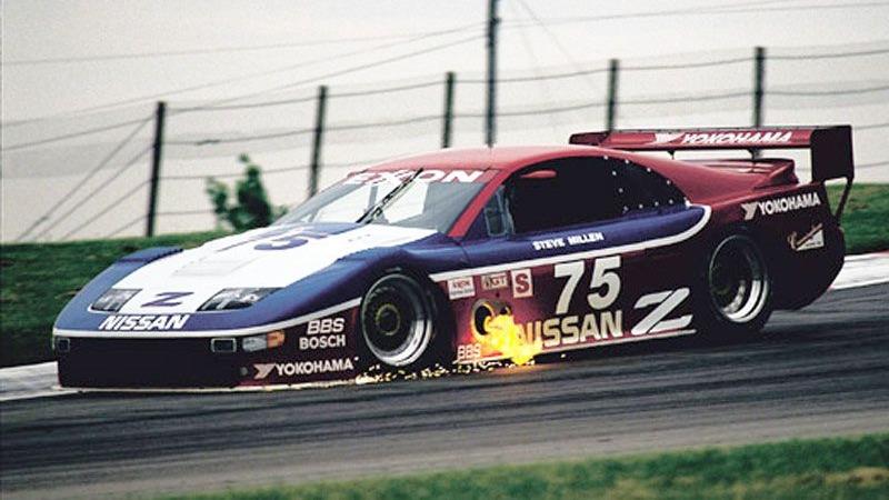 Den viktigste seieren i z32s motorsporthistorie kom da Steve Miller og hans lag i 1994 deltok i 24h . Le Mans og vant sin klasse, og ble nummer 5 i det totale sammendraget.