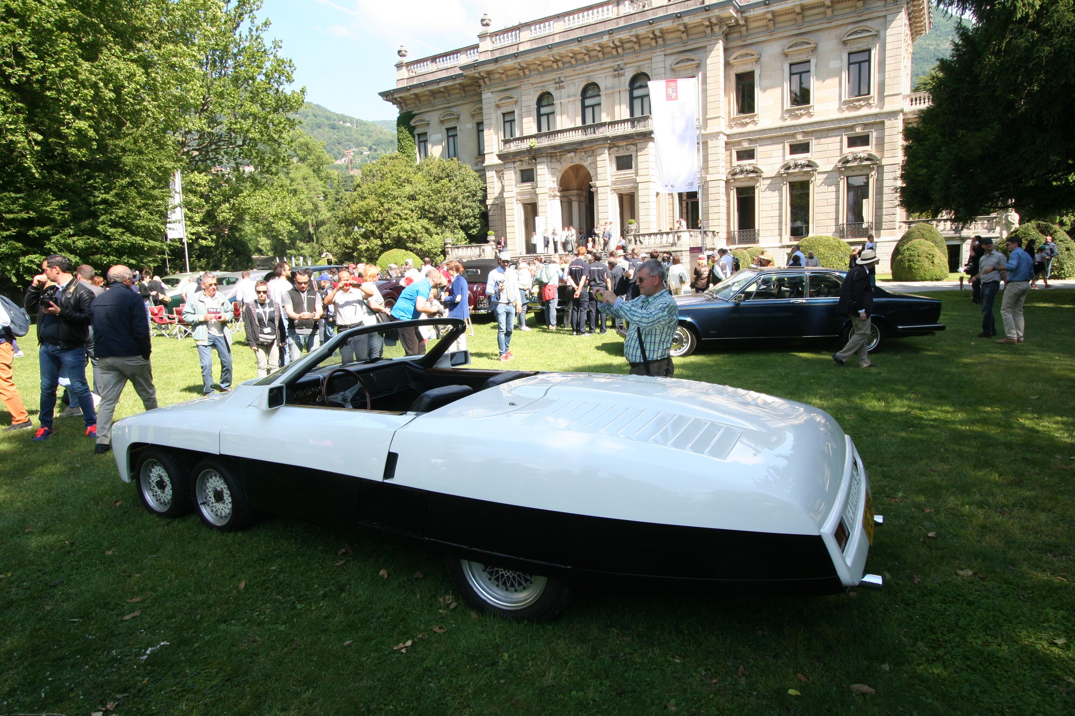 I dag må bilen regnes som en særdeles spesiell kuriositet, men det gjør bare myten omkring bilen enda større.