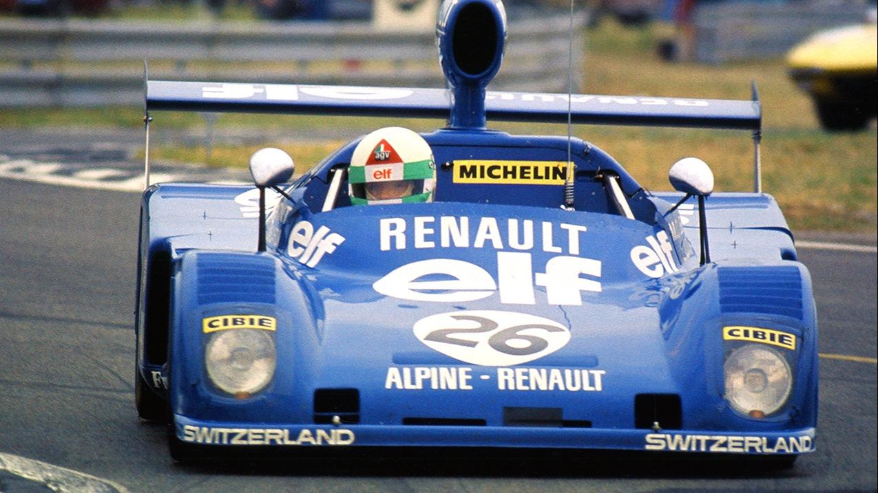 I 1974 vant man 2-liters klassen for sportsvogner, her med Lella Lombardi bak rattet.