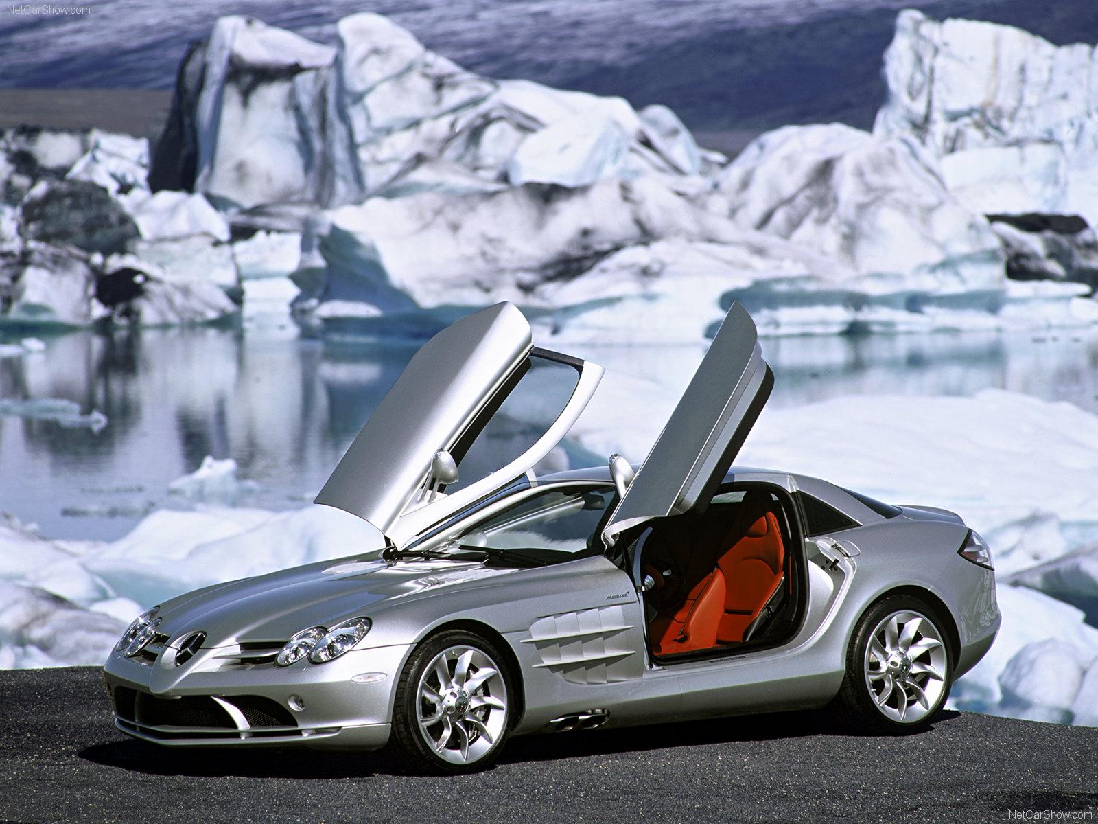 Topp 10 Mercedes