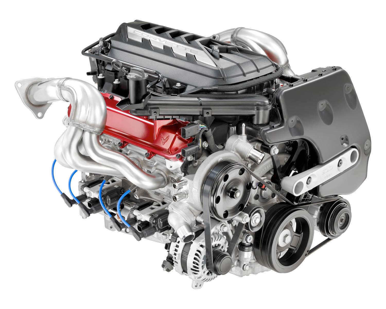 Alt du vil vite om Corvette C8