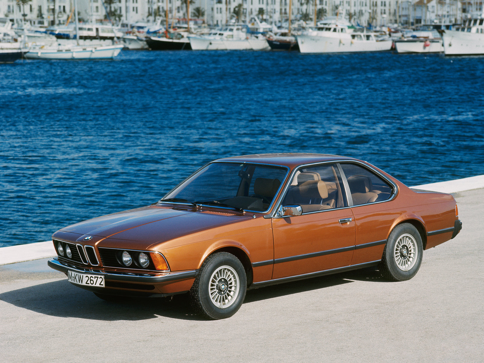 Da Hermann fikk en BMW 635CSi til jul: Historien om BMW E24