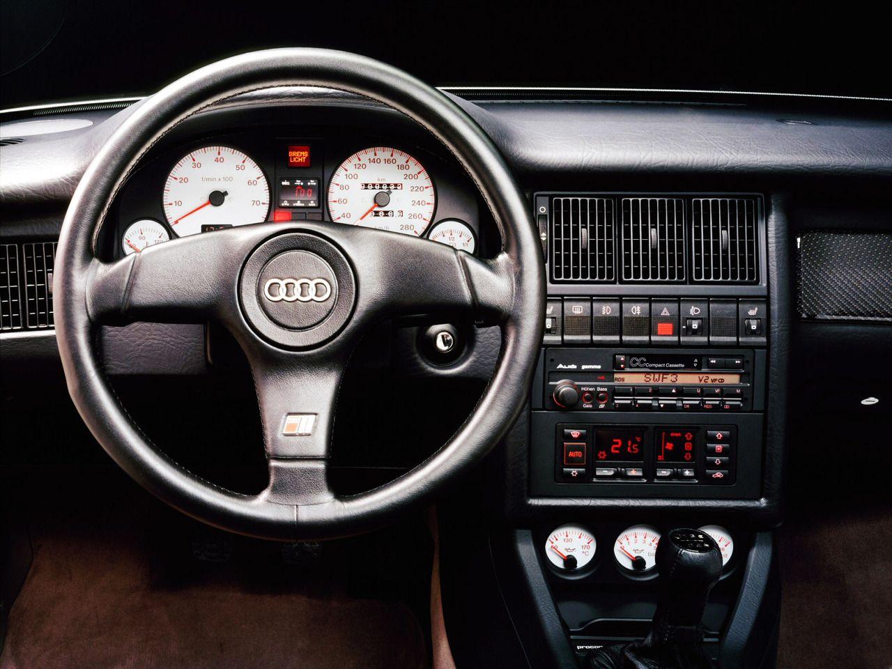 Historien om Audi S og RS - del 1