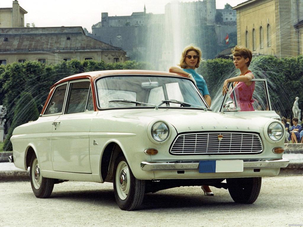 Ford M - Meisterstück