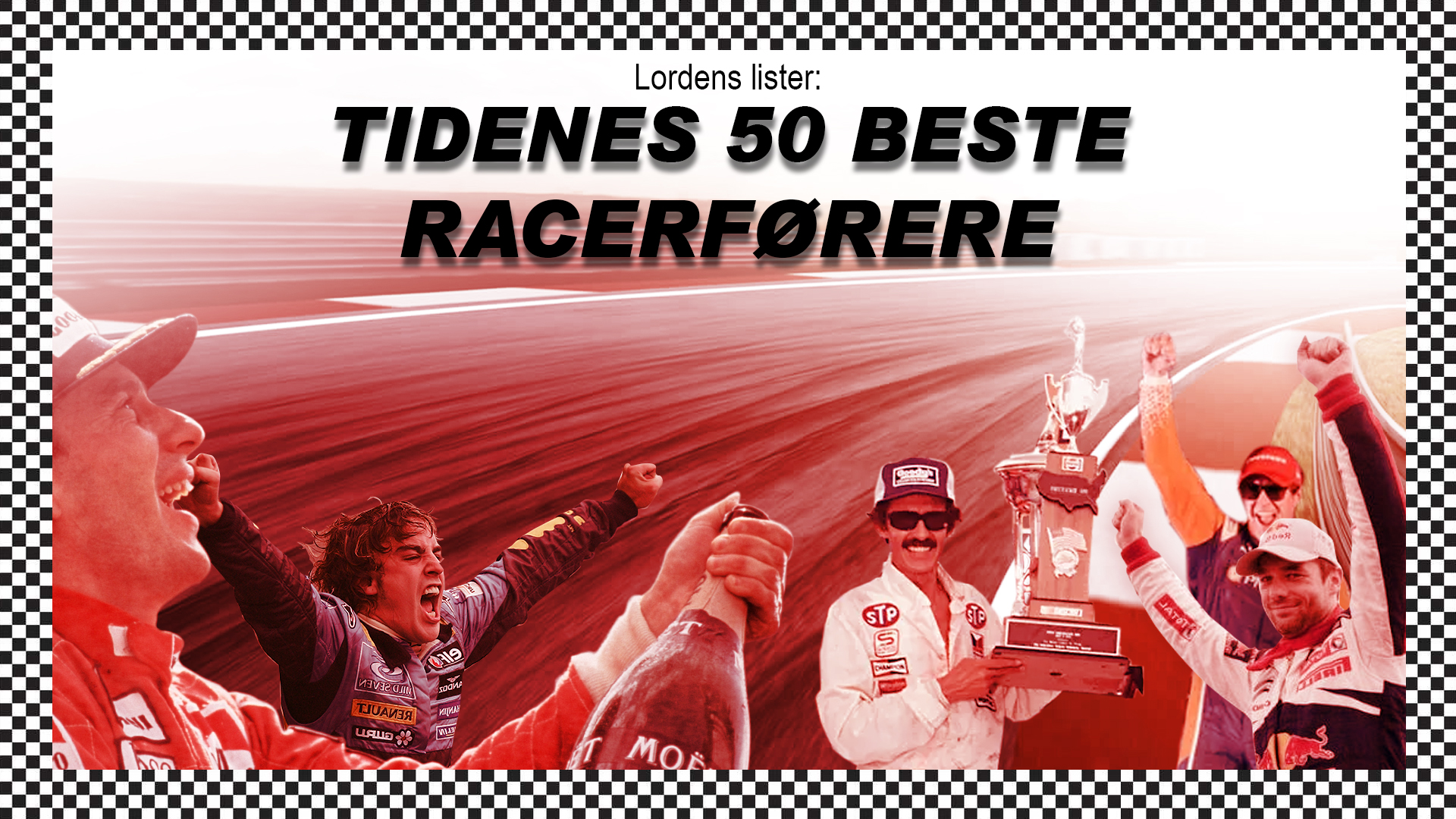 Ayrton Senna - Tidenes beste racerfører