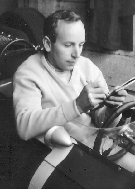 Tidenes 50 beste racerførere - del 1