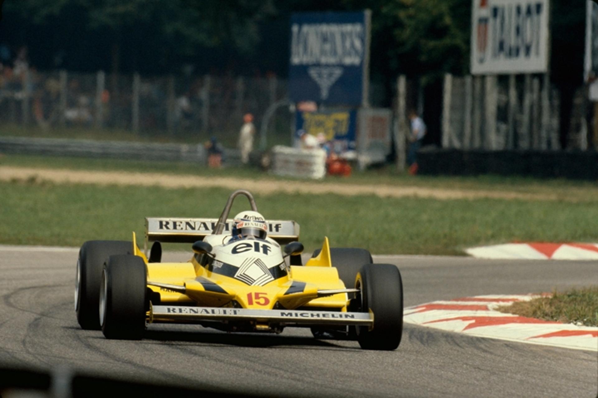 Etter litt innledende kluss, var Prost den store stjernen i andre halvdel av 1981-sesongen, og viste seg som en framtidig verdensmester-kandidat.