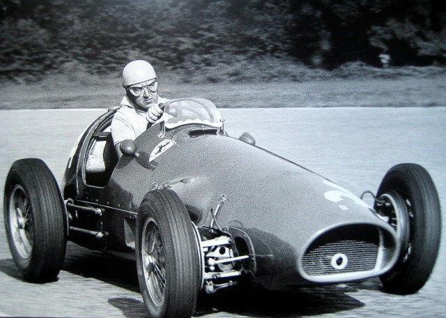 Den italienske magikeren var nærmest uslåelig for Ferrari i 1952 og 1953.