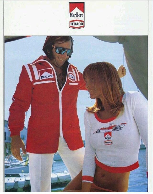 Man har kul. Så har man Emerson Fittipaldi-kul. Det er noe helt annet…