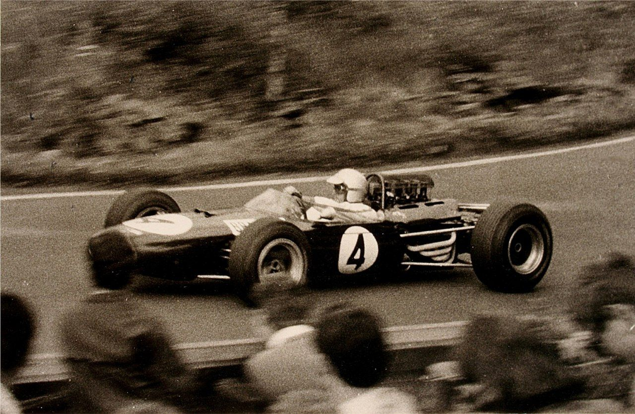 1965 ble en vanskelig sesong for Brabham, men det skulle snart endre seg.