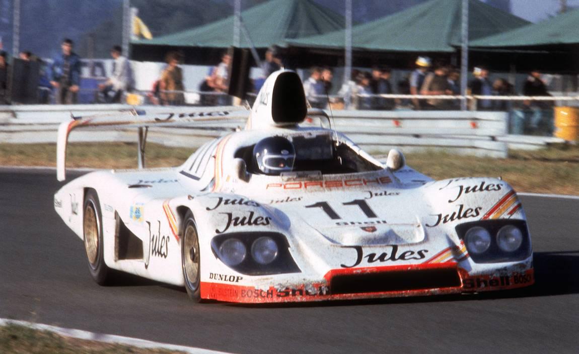 Jacky Ickx var kongen av Le Mans, særlig for Porsche, som han vant 4 løp for.