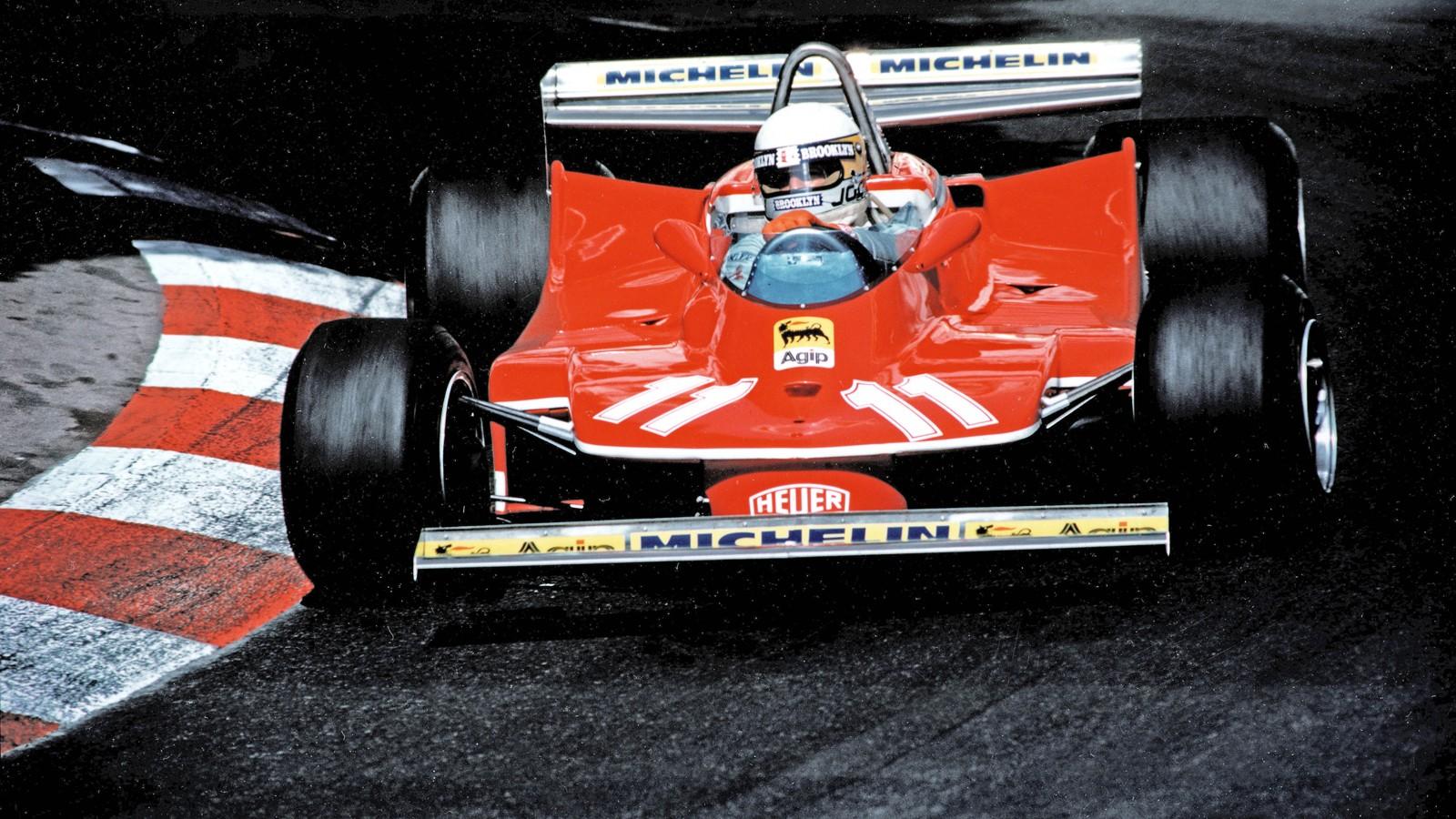 Med sin Ferrari 312 T4 kunne Jody ta hjem VM-tittelen i 1979.