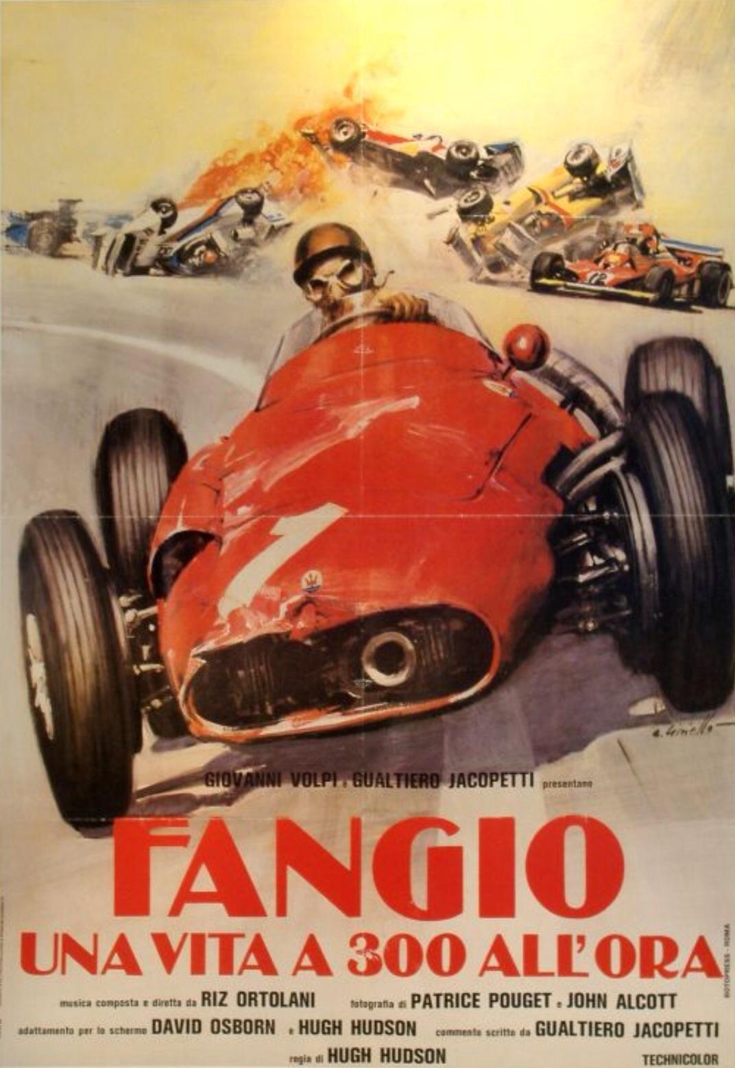 Et liv i 300 km/t. Det var livet til Juan Manuel Fangio.