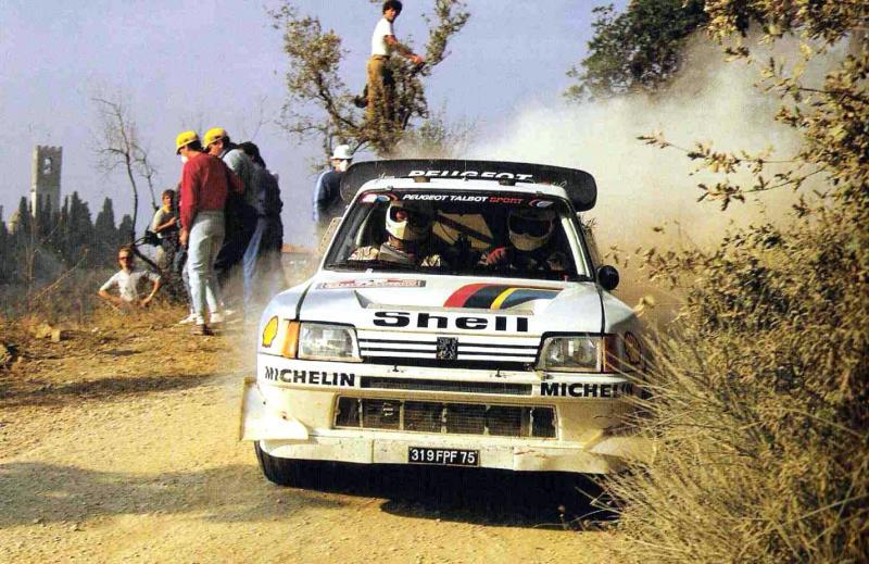 I 1986 vant Juha sin første VM-tittel, i det siste året for de voldsomme Gruppe B-beistene. Hans Peugeot 205 T16 var i manges øyne den ultimate rallybil, og Kankkunen mestret dens krefter på mesterlig vis.