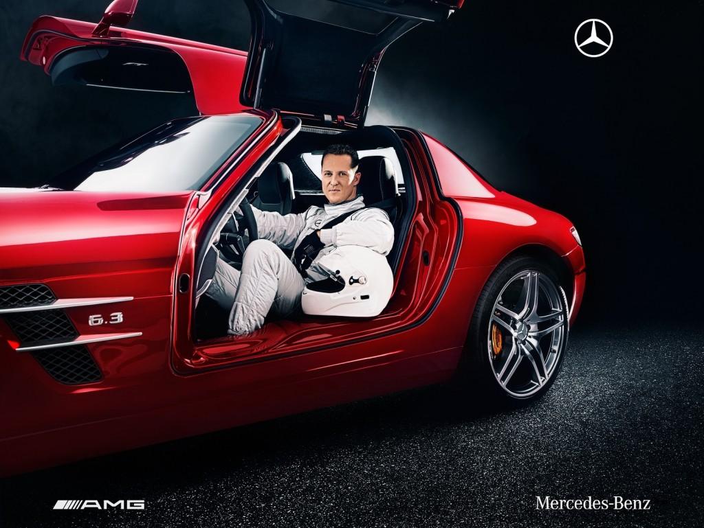 Schumachers største verdi som Mercedes-ansatt var sannsynligvis hans PR-verdi, i og med at han var et av idrettsverdenens mest kjente navn.