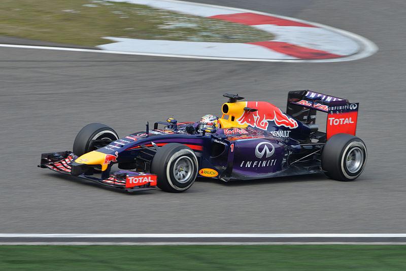 Vettel hadde en fin tid hos Red Bull. Unntaket var 2014 (bildet), hvor Vettel endte opp med null seire som regjerende verdensmester.
