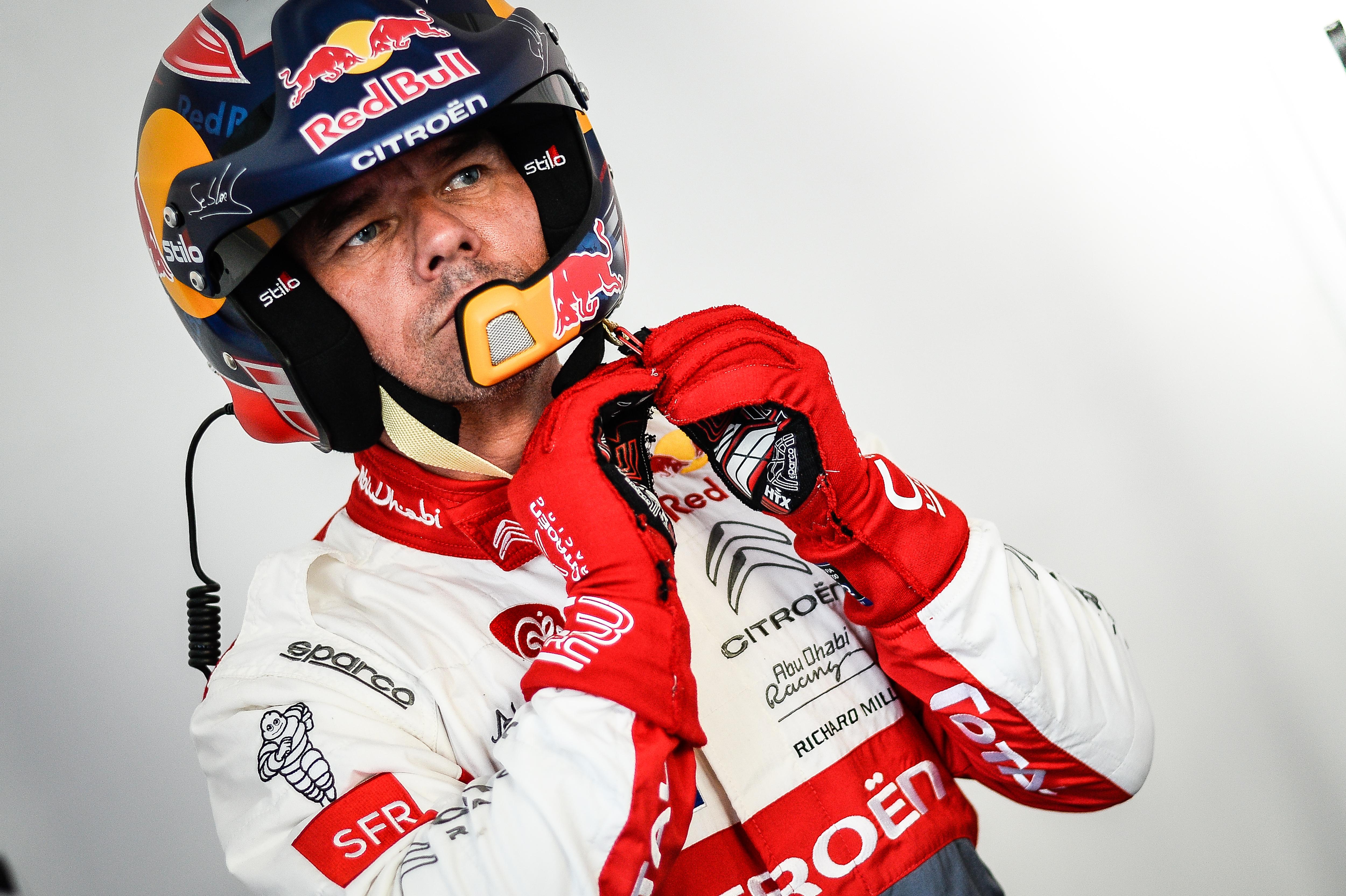 En unik konsentrasjonsevne gjorde Loeb istand til å vinne etappe etter etappe med unik millimeterpresisjon. Foto: Citroën