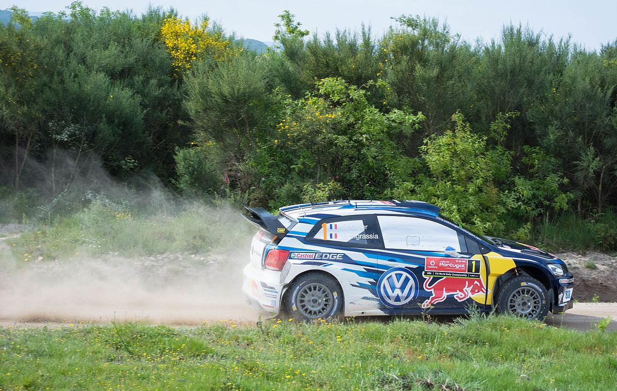 Ogier dominerte fullstendig rallysporten for VW.