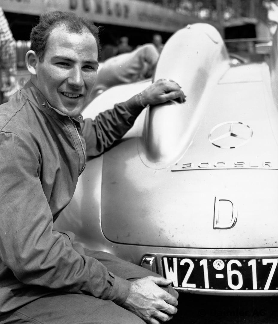 Stirling Moss: Den suverent beste føreren som aldri ble verdensmester i Formel 1. Foto: Daimler AG
