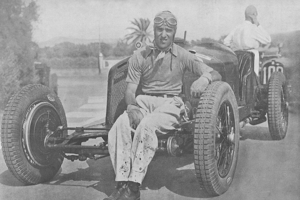 Nuvolari var det meste av karrieren synonymt med Alfa Romeo, men bilene skuffet ham ufortjent ofte.