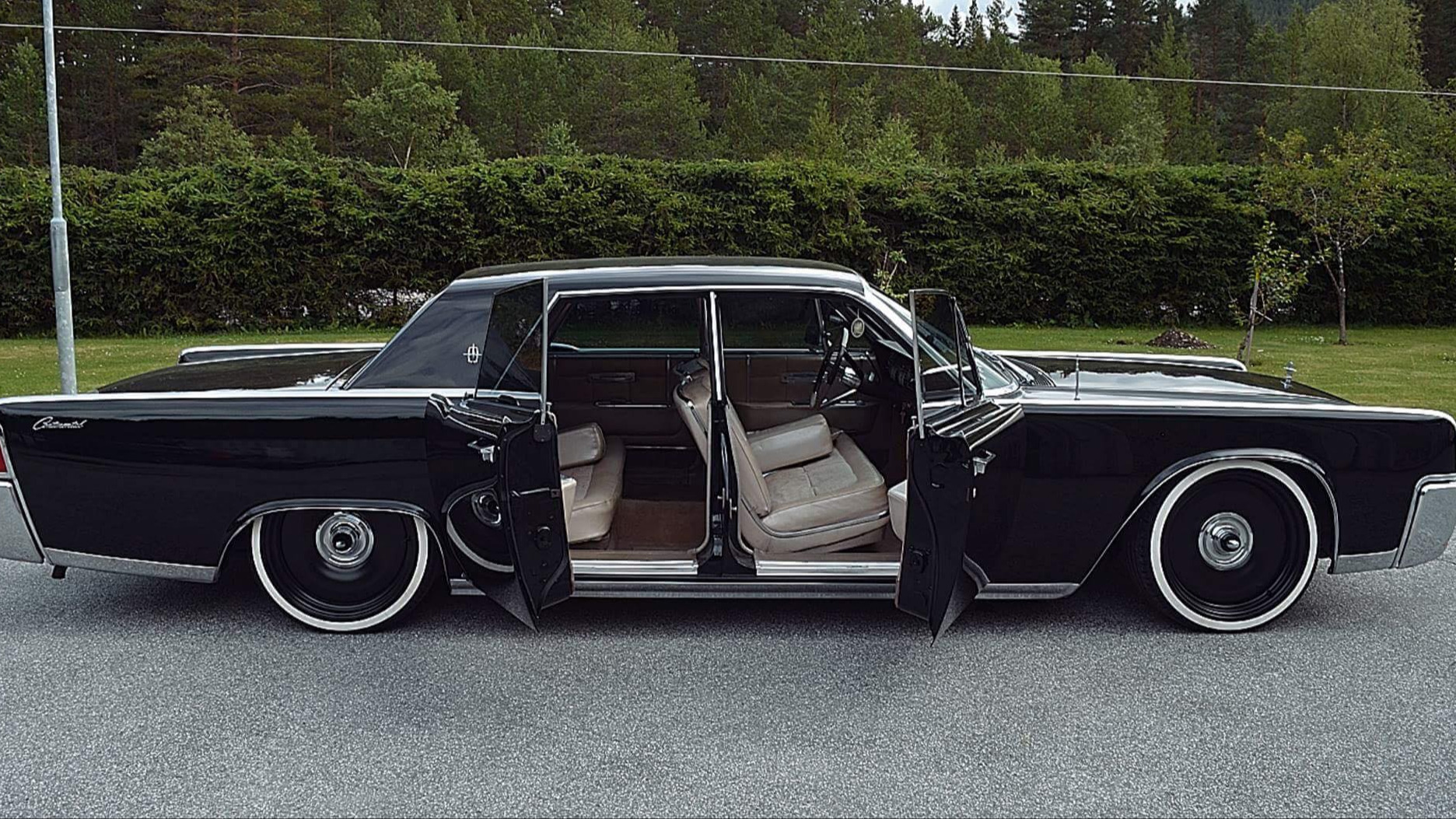 Ukas bil - 1964 Lincoln Continental