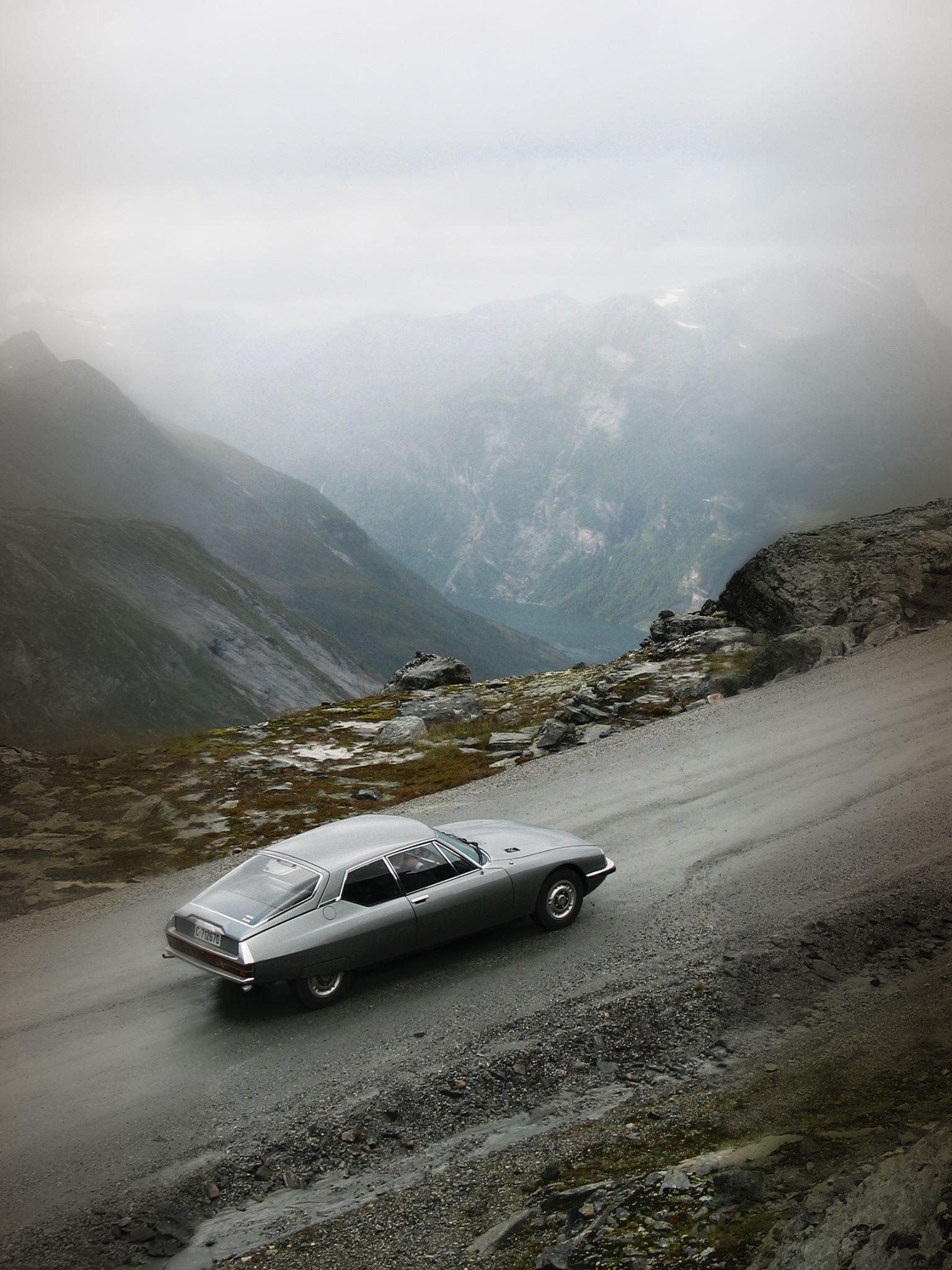 Ukas bil – 1971 Citroën SM