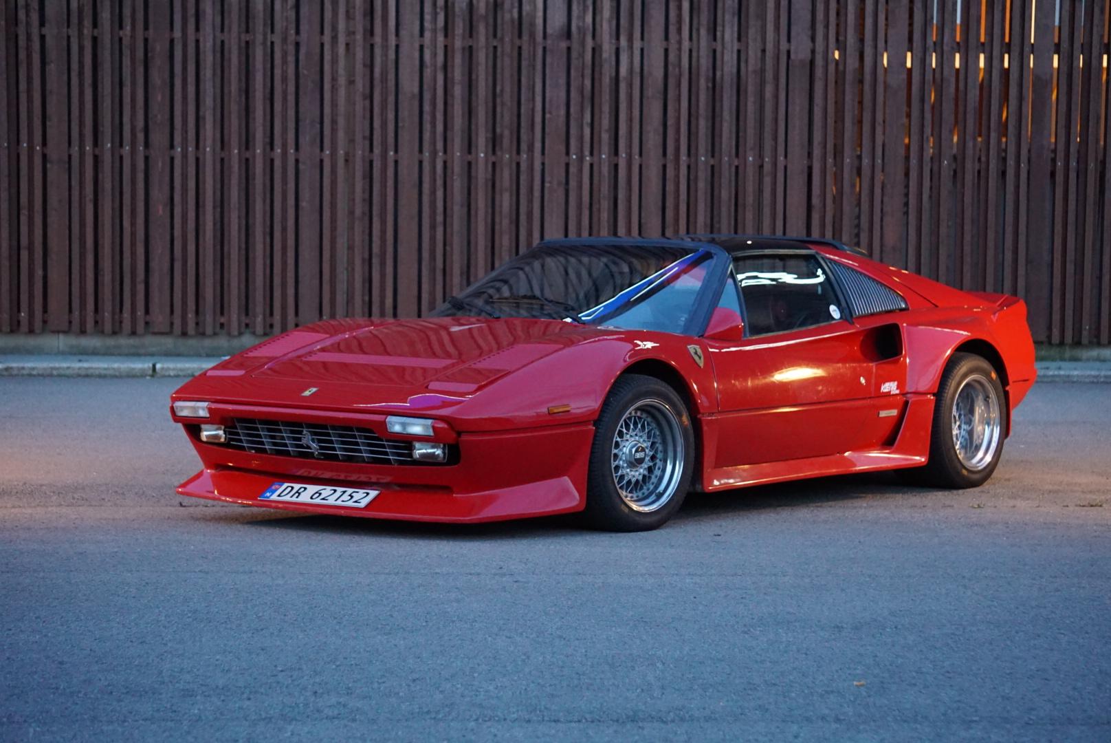Ukas bil – 1984 Ferrari 308 Koenig Specials