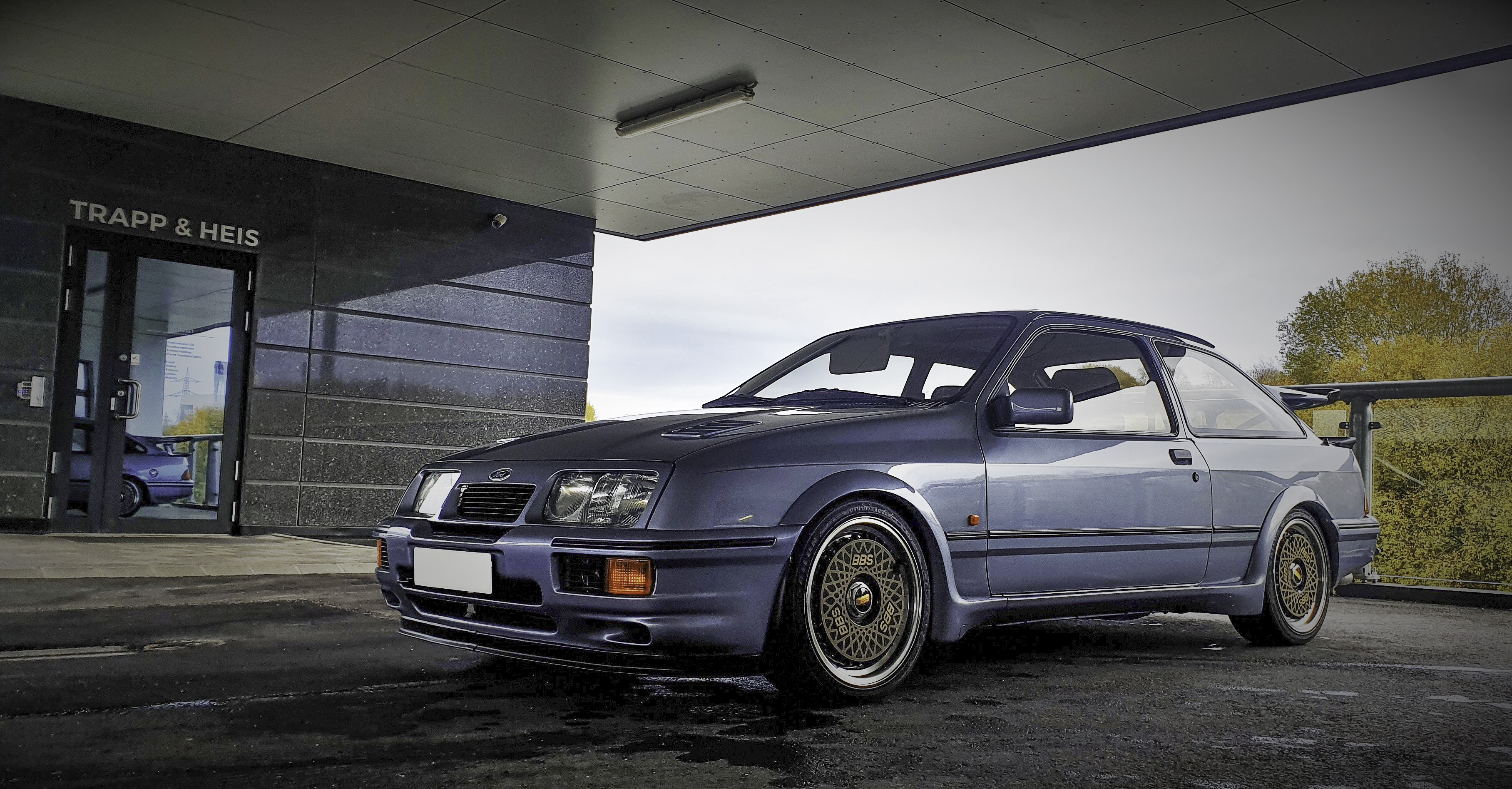 Ukas bil – 1987 Ford Sierra RS Cosworth