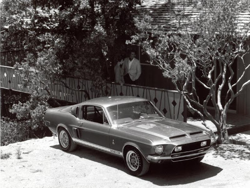 1968 Shelby Mustang GT-500