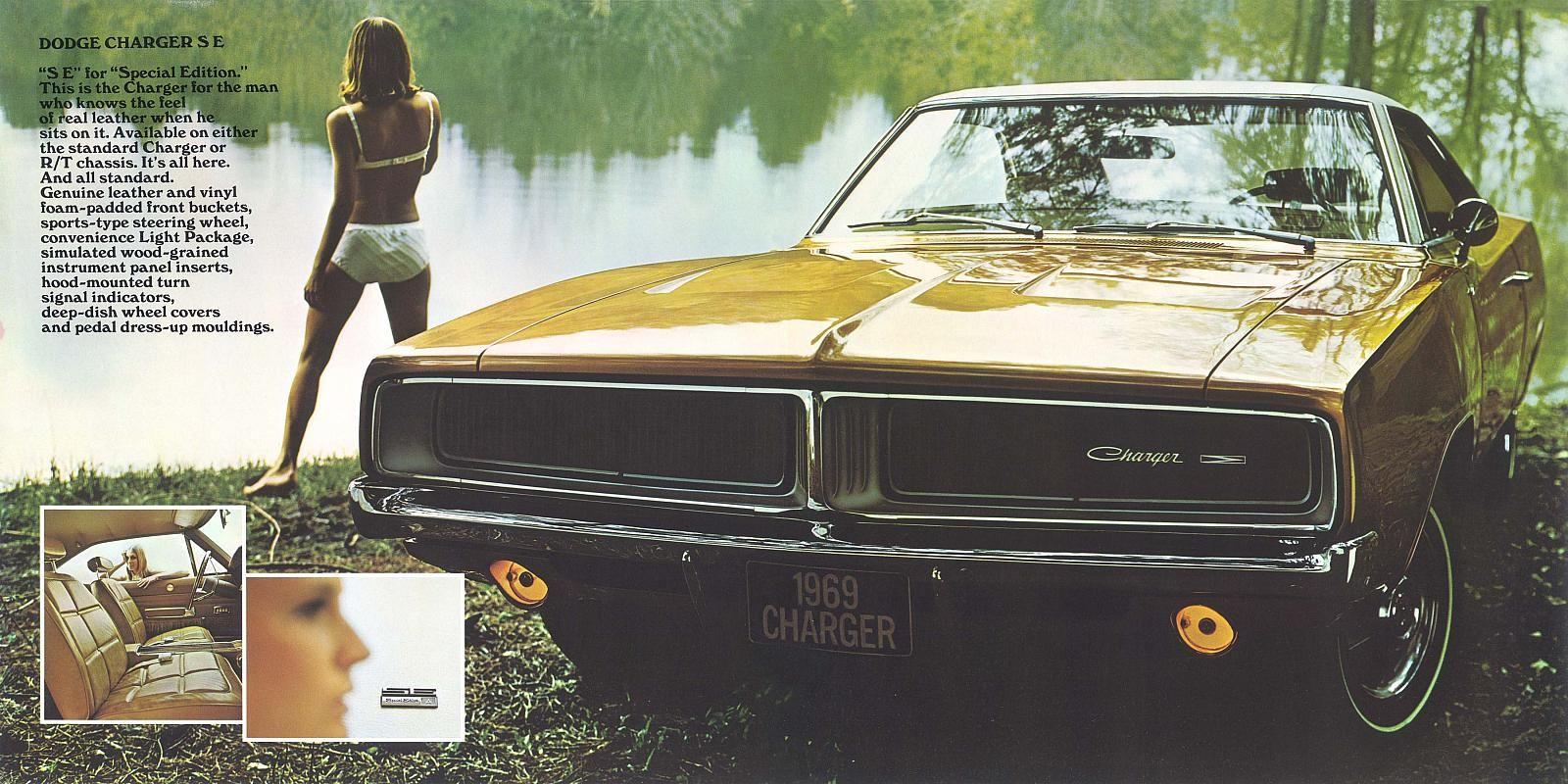 1969 Dodge Charger 426 Hemi