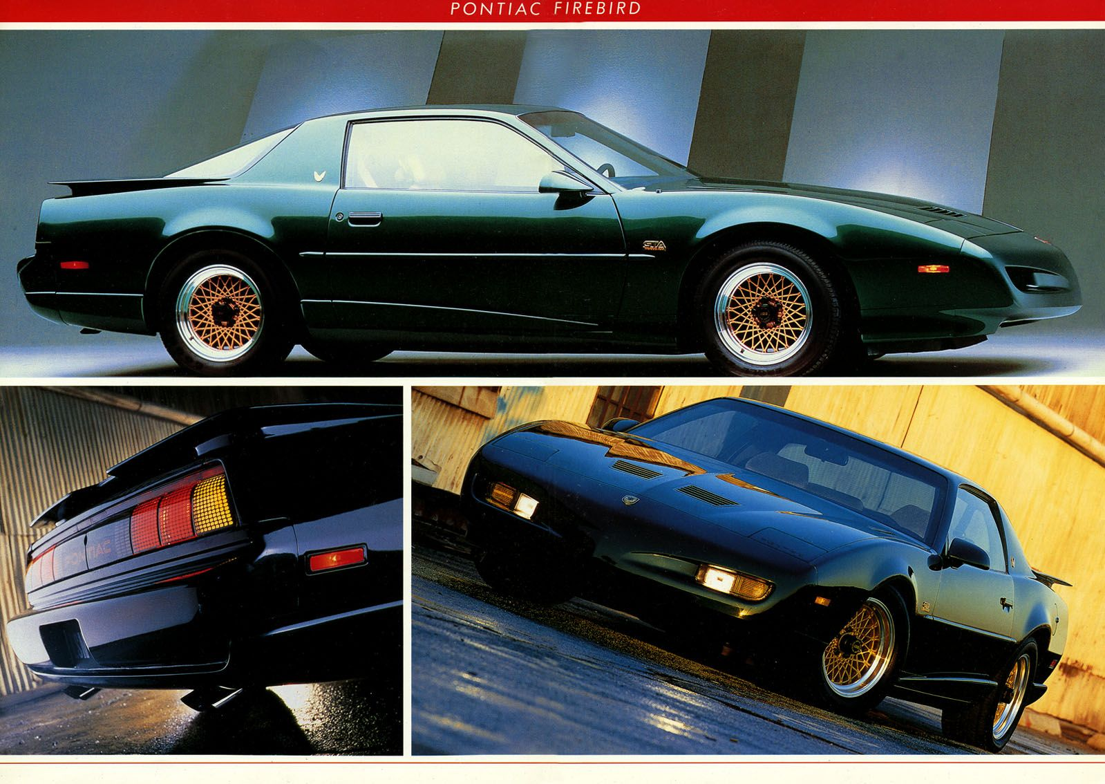1991-modellen fikk en sårt tiltrengt facelift, med en del estetiske forbedringer.