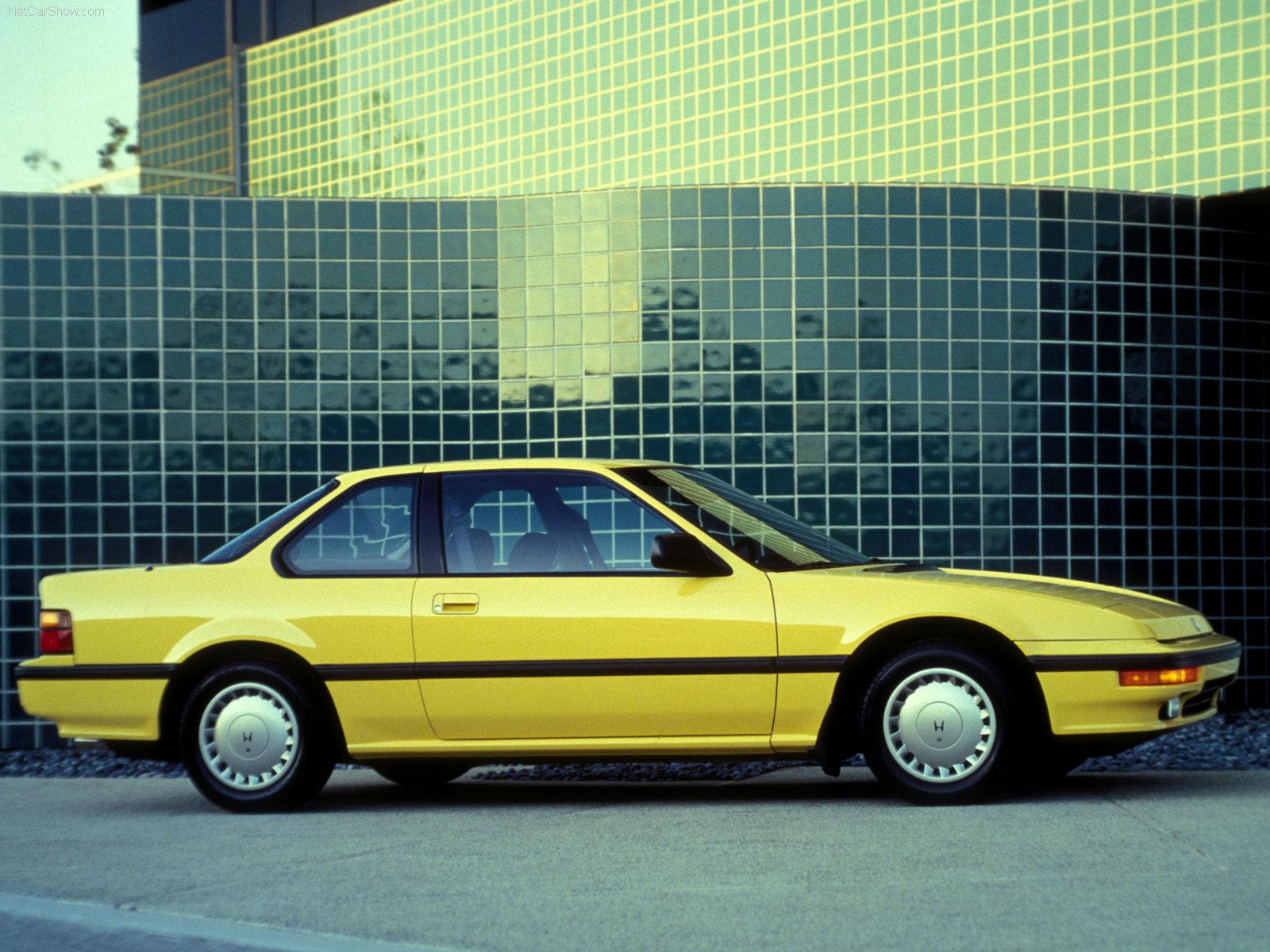 80% av alle solgte 3-generasjons Preluder har firehjulsstyring(4WS)