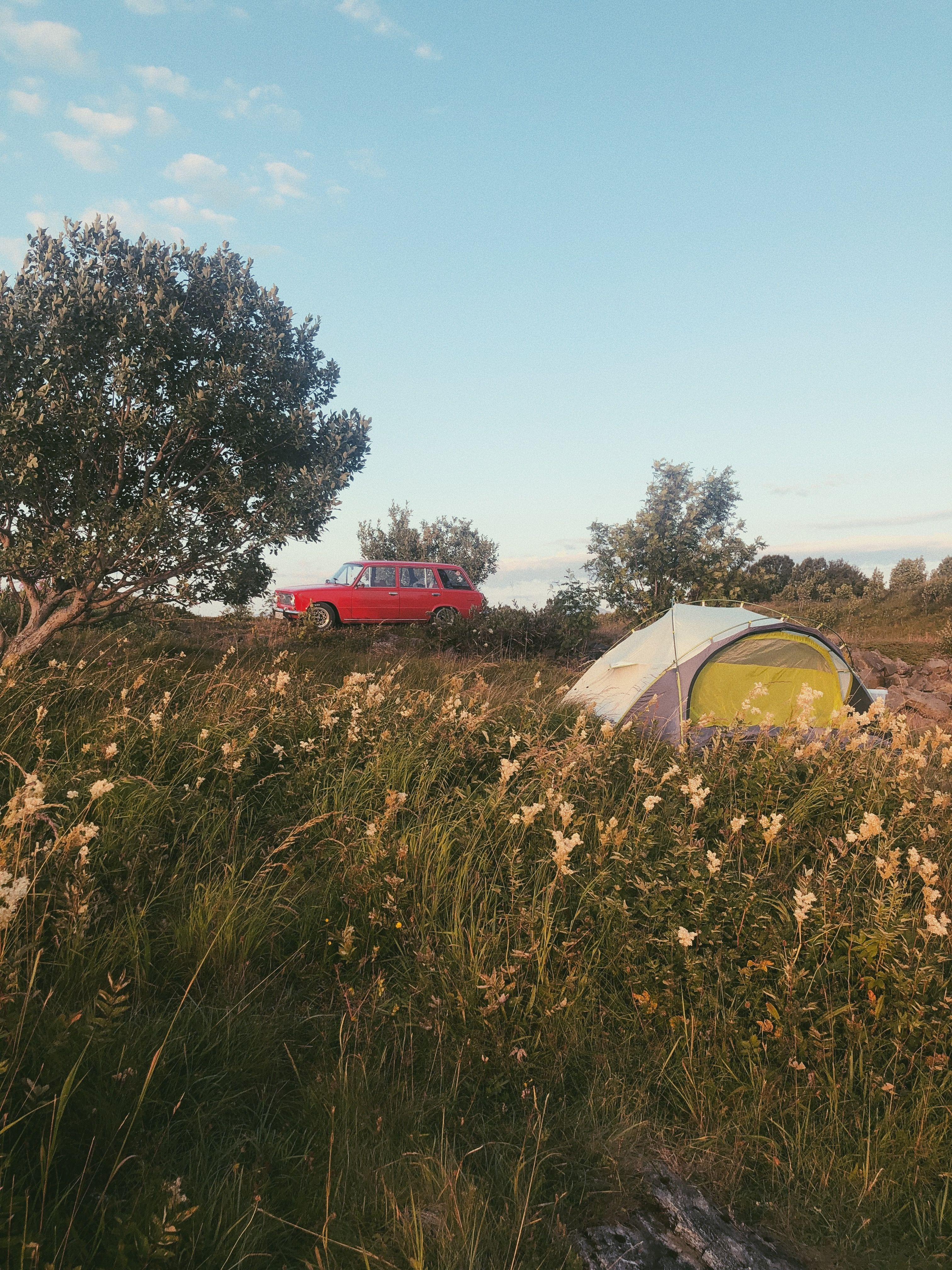 Lada, telt og primus!