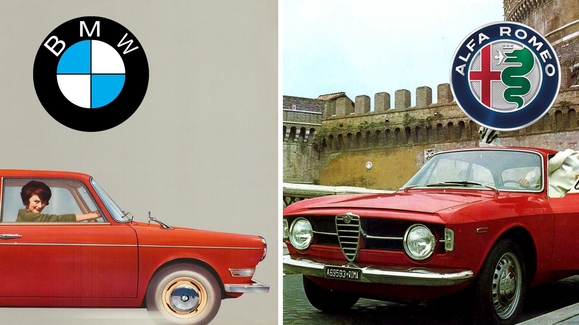 Lordens Garasje - BMW vs Alfa Romeo