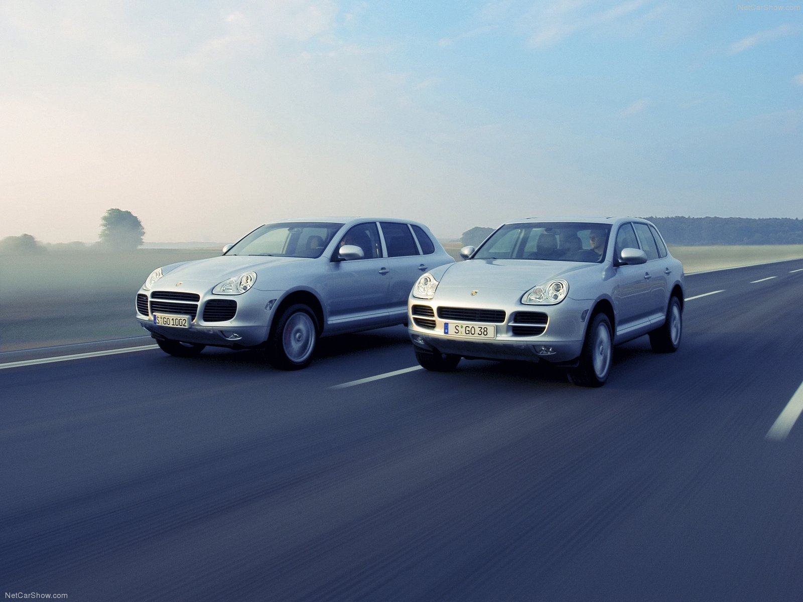 Kom også allerede i 2003 med turbo.