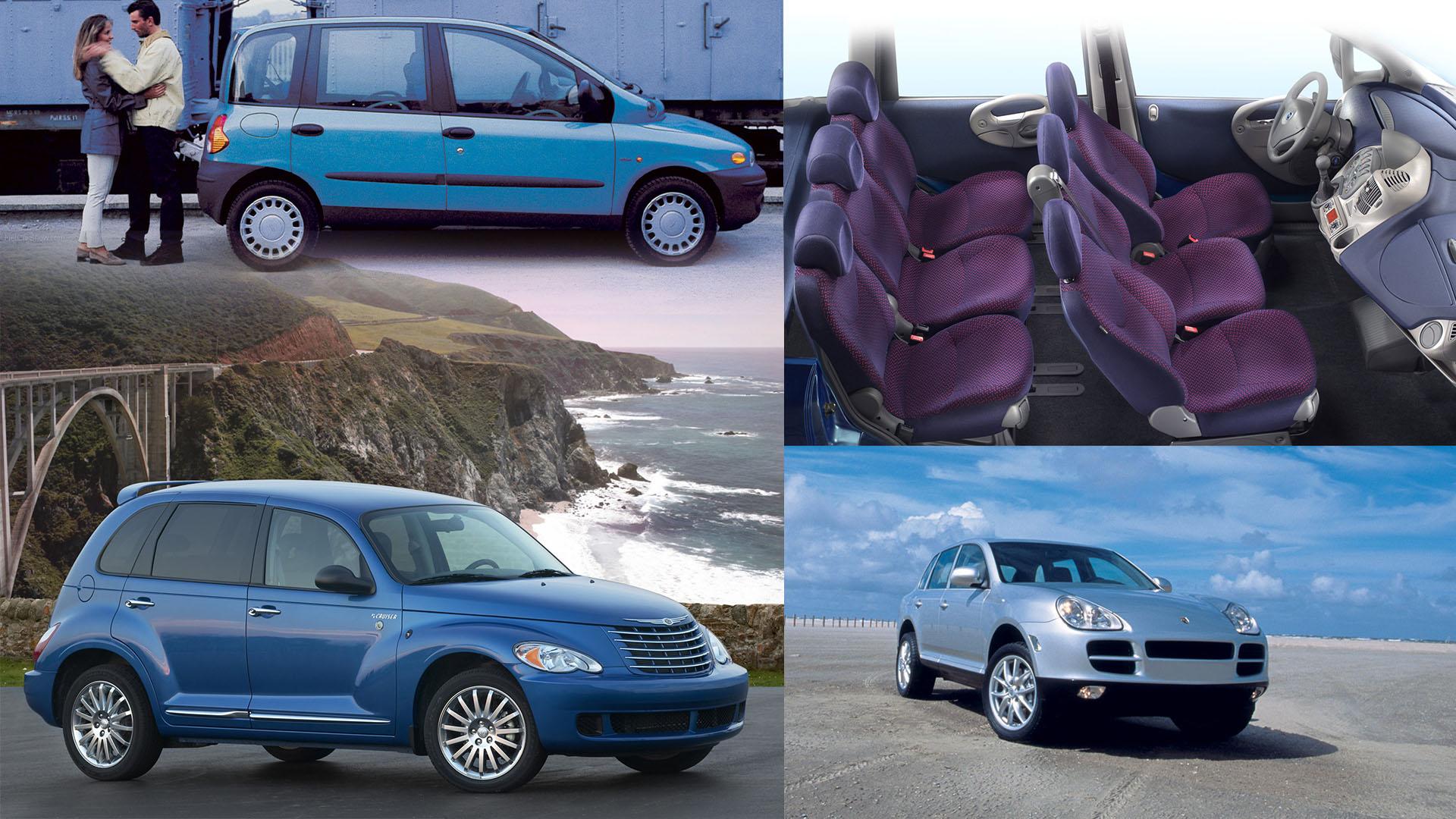 10 moderne bildesign du burde sette pris på