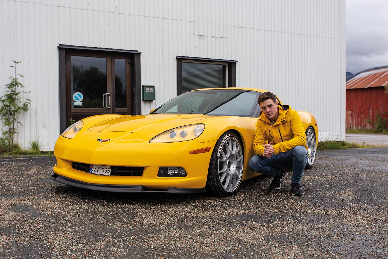 Illsint Corvette - 2005 Chevrolet Corvette