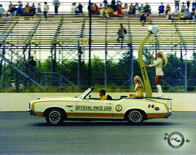 1972 Oldsmobile Hurst/Cutlass