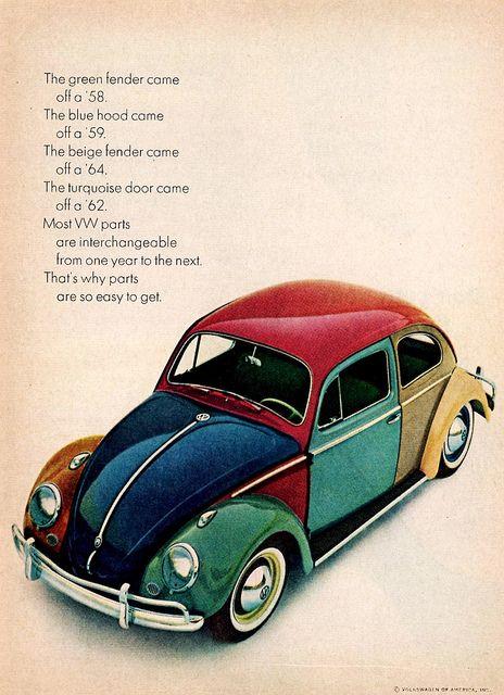 Reklamekampanje fra 1964