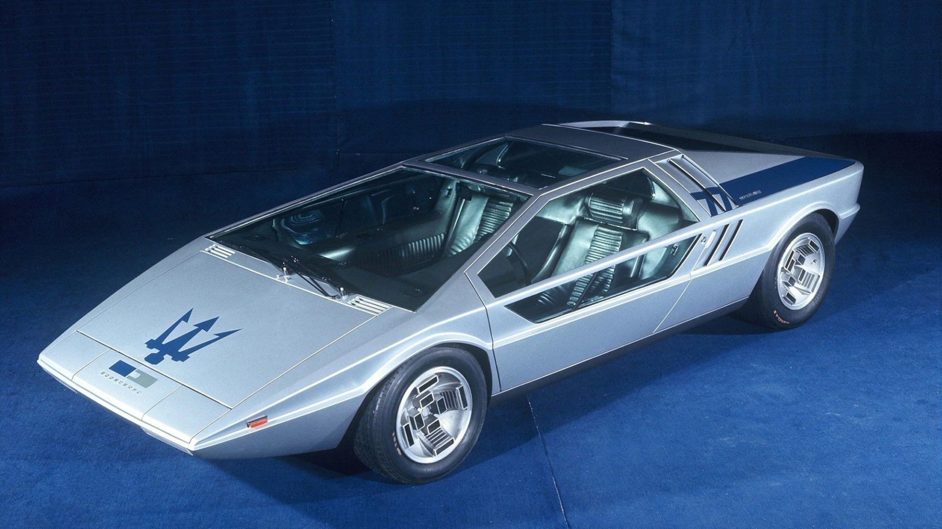 Den vakreste bil som aldri ble satt i produksjon?